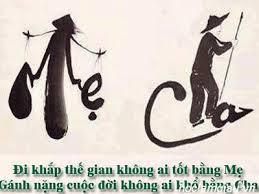 Image result for tinh cha nghia me