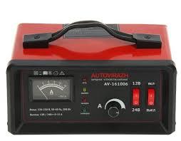 Зарядное <b>устройство AUTOVIRAZH AV-161006</b> — купить по ...