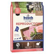 <b>Bosch Reproduction</b> сухой корм для <b>беременных</b> (с 5 недели) и ...