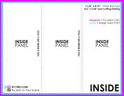 brochure maker best agenda templates online tri fold brochure template