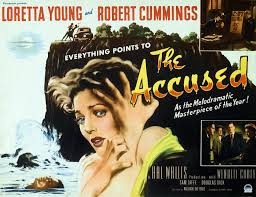 sicko psychotic the accused  the accused was one such feature and appeared on murder before midnight in nightly half hour installments