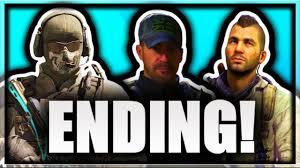 Modern Warfare Campaign ENDING Cutscene Leaked! (Old ...