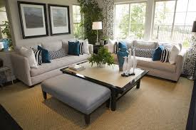formal living room with large coffee table and ottoman big living room furniture living room