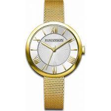 Купить наручные <b>часы Romanson</b> (Романсон) | Заказать ...