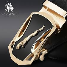 Original NO.ONEPAUL <b>Male Waist Strap New</b> Designer Men Belts ...