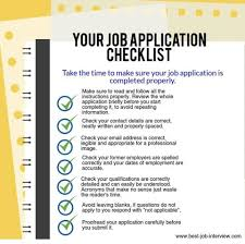 are you putting your best foot forward in your job search jobinterviewchecklist