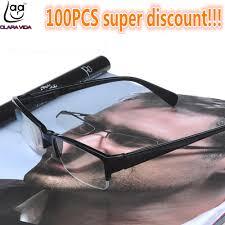 2019 <b>100pcs</b>/<b>lot Wholesale</b> Joblots Hd Antireflective Super Light ...