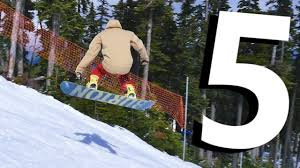 5 Tips for Beginner <b>Snowboard Jumps</b> - YouTube