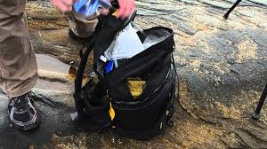 <b>Lowepro Dryzone</b> Rover - field demo & introduction - YouTube