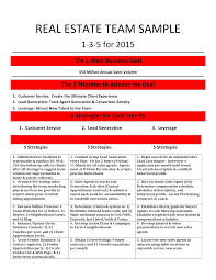 real estate business plan template 1 best agenda templates real estate business plan template 1