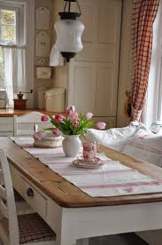 Cottage Style Kitchen Tables 17 Best Ideas About Cottage Dining Rooms On Pinterest Cottage
