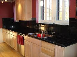 Red Tile Paint For Kitchens Painting Ceramic Tile Kitchen Backsplash Kitchen White Kitchen