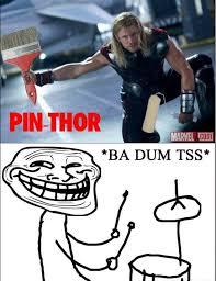 Pin-thor | Lo más gracioso y nuevo del internet via Relatably.com