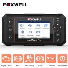 <b>FOXWELL NT614 Elite</b> OBD2 Scanner ABS Airbag(SRS ...