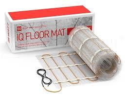 Купить <b>теплый пол</b> под плитку <b>IQ WATT</b> - <b>IQ</b> Floor Mat по низкой ...
