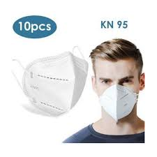 <b>10pcs KN95 Mask</b> Face Protective <b>Masks</b> with CE <b>FDA</b> Extra Soft ...