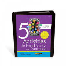 app activities for food safety and sanitation