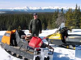 usgs co rocky mountain regional snowpack chemistry monitoring parking area for worker s snowmobiles near deadman pass colo