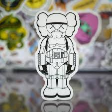 Original Fake <b>Star Wars</b> STORMTROOPER Companion KAWS Style ...