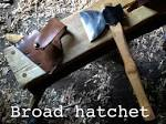 Images & Illustrations of broad hatchet