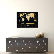 <b>Скретч карта мира</b> Travel Map Black <b>World 1DEA</b>.<b>ME</b> ...