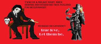 Here's the truth,eheh :) - Skulduggery Pleasant Photo (29699167 ... via Relatably.com