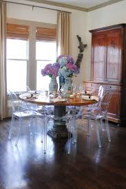 Acrylic Dining Room Chairs 1000 Images About Acrylic Chic On Pinterest Acrylic Chair