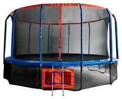 Каркасный <b>батут DFC Jump Basket</b> 16FT-JBSK-B — купить по ...