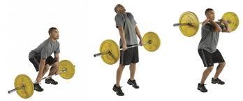 杠铃训练:5个推举动作练上臂 - 图片1