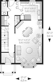Modern House Plans On Narrow Lot