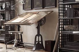 vintage home office desk home office 12 industrial desks you39ll want for your home office in alymere home office desk