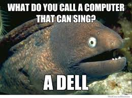 What Do You Call A Computer That Can Sing? | WeKnowMemes via Relatably.com