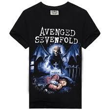 "<b>2017 New Arrival</b> ""Avenged Sevenfold"" Metal Rock Music Crew ..."