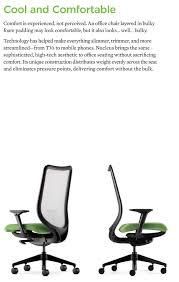 hon nucleus model n1 nucleus work chair aesthetic hon office chairs