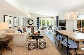 coastal family renovation beach style living room beach style living room