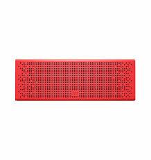 Купить портативная колонка Xiaomi <b>Mi Bluetooth Speaker</b> (<b>красный</b>)