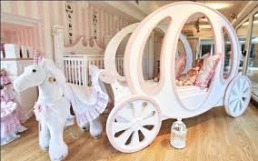 Princess Room Furniture Princess Carriage Bed For Child Room Furnituregive A Fairy Tale Girls Furniture