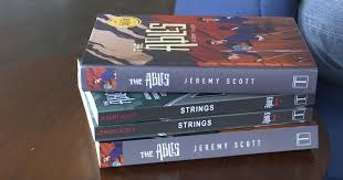 Nashville author writes 'The Ables,' a <b>series</b> about <b>superheroes</b> with ...