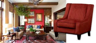 or try a mix of fall colors like a burnt orange sage green and muted blue mixing and matching is the perfect way to bring in the fall changing colors burnt orange furniture