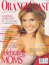 Mariska Hargitay - Orange Coast Magazine [United States] (May 2006). Volume: Number: - f2pgvcqkslvvgpcv