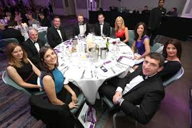 finalists in chambers csr awards  the collins mcnicholas team at the chambers csr awards 2015 joined by tom mcenvoy pieta house and representatives from astellas co