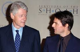 Image result for Bill clinton/john travolta