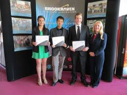suffolk science essay winners  newsday science and society essay contest winners from left
