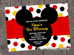 best images about mickey inspired party mickey 17 best images about mickey inspired party mickey mouse birthday invitations mickey mouse invitation and minnie mouse party