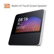 Xiaomi Redmi <b>AI Touch Screen Bluetooth</b> 5.0 Speaker 8 inch ...