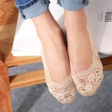 Bamboo Women's Invisible Hide-Away Sock & Slipper (<b>7</b>-<b>Pairs</b>) | Bra ...