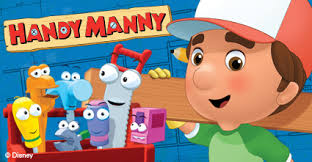 Handy Manny and his Tools