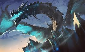 the dragons of ice and fire and water and stone cinema freak ice dragon by rawwad d7bb286