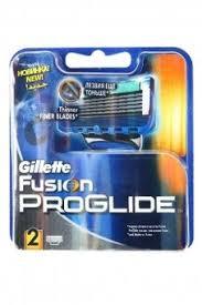 <b>Gillette fusion proglide Cменные</b> кассеты для бритья 2шт – купить ...