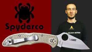 Купить <b>ножи Spyderco</b> - магазин ножей. Только качественные ...